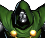 Dr. Doom's Victory Portraits