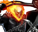 Ghost Rider's Victory Portraits