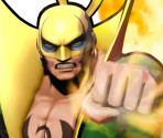 Iron Fist's Victory Portraits
