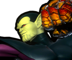 Super Skrull's Victory Portraits
