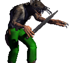 Wererat Ratman Form