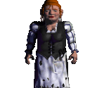 Female Peasant Dwarf