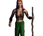Female Peasant Elf