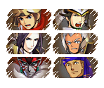 Large Bushou Icons