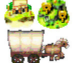 Overworld Objects