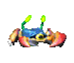 Unused Enemy (Crab)