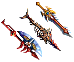 Montano's Weapons