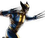 Wolverine (Yellow & Blue)