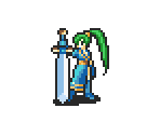 Lyn with Durandal (Prototype)
