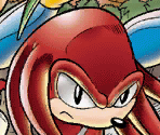 Knuckles Comic Covers