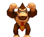 Donkey Kong (Results Screen)