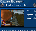 Mini Game: Craymel Express