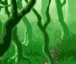 Overgrown Forest