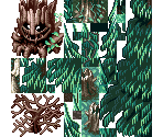 Conifer Forests Tileset