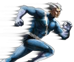 Quicksilver (Blue Costume)