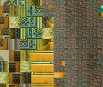 Party Palace Entrance Tileset