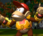 Striker Times Diddy Kong