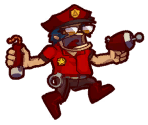 Sheriff Lonestar (Officer Lonestar, pre-v3.0)