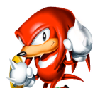 Knuckles Chaotix Illustrations