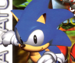Sonic R Manual (SEGA Saturn)
