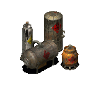 Explosive Containers