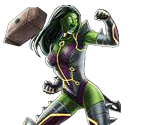 She-Hulk (Skirn, Breaker of Men)