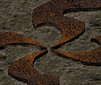 Wheel Clan Floor Symbol