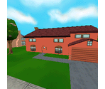 Location Icons (Evergreen Terrace)