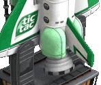 Shuttle Green / Tic Tac