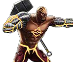 Luke Cage (Nul, Breaker of Worlds)