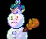 Paper Mario Sticker Star Chain Chomp