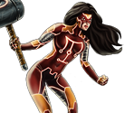 Spider-Woman (Kuurth, Breaker of Stone)