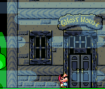 Ghost House Tiles