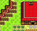 Link's House Area (Game Boy Style)
