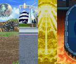 Battle Backgrounds