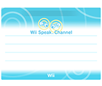 Wii Message Board Images