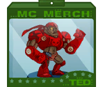 Skill Icons (Ted McPain)