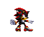 Shadow (Sonic 3 Style)