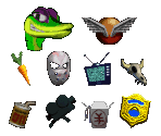 Items and Icons