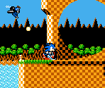 Green Hill Zone (Mega Man Styled)