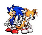 Portraits (Sonic and Tails)