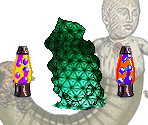 Lava Lamp Mimic