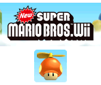 Wii Banner and Memory Data