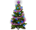 Chrismass Tree (Standart)