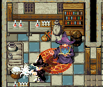 Mage Academy Interior
