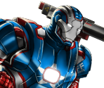 War Machine (Iron Patriot)