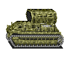 Multi Rocket Launcher Tank