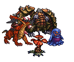 Final Fantasy X/X-2 (Monsters)