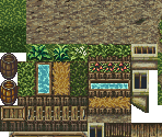 Bluedeep Inn Tileset