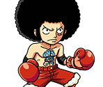 #1009 - Afro Luffy